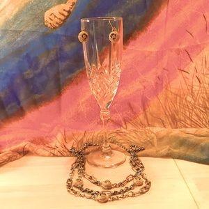 """Lovely Loft Necklace & Pierced Earrings Set 22-24"""""""